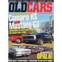 Old Cars Nº2 Camaro Rs Mustang Gt Opala Corvette Stingray 73
