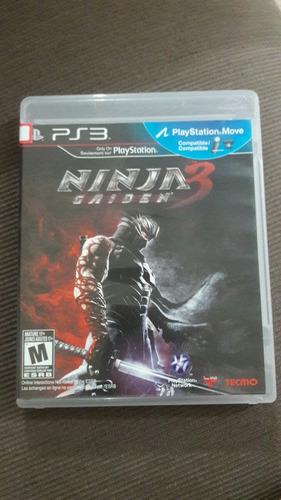 Ninja Gaiden 3 ( Jogo  Ps3 ) Mídia Física Original