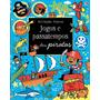 Livro Infantil Jogos E Passatempos Dos Piratas Editora U