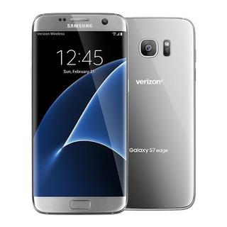 Celular Samsung Galaxy S7 Edge 32gb Usado Pantalla Fantasma