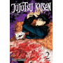 Mangá Jujutsu Kaisen Ed.2 Gege Akutami Panini (lacrado)