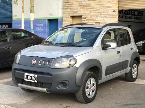 Fiat Uno 1.4 Way Pack Seg. 2014