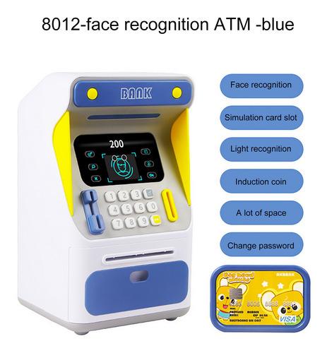 Cajero Automático Caja De Ahorros Personal Dinero Dinero Máq