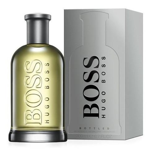 Perfume Hugo Boss Bottled Original Men - mL a $918