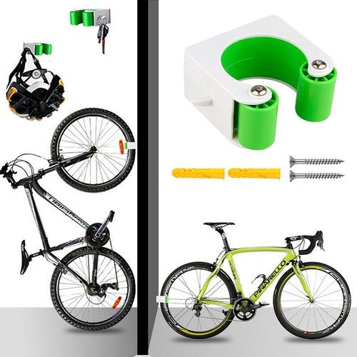 Suporte Parede Mtb Speed Bike Tipo Hornit Clug Vertical Chão