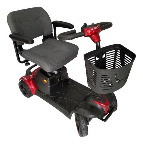 Cadeira Eletrica Motorizada Scooter Scott S Ottobock Nova