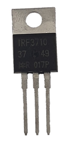 Irf3710 Irf3710n Nte2909 Mosfet 100v 75a To-220
