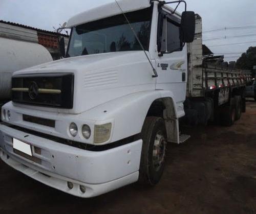 Mb 1620 Truck 6x2 Ano 2004 Com Carroceria.