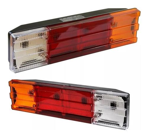 Par Lanterna Traseira Caminhão Mb 1113 1618 1620 Mercedes
