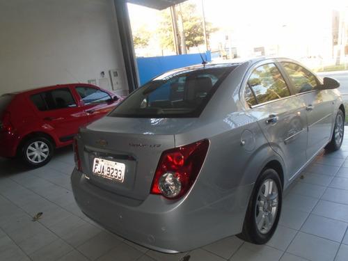 Sonic Ltz Automático 2014 Com 88.000 Km Super Novo