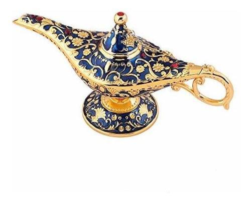 Lampara De Aladino Leyenda Unica Coleccionable Clasica