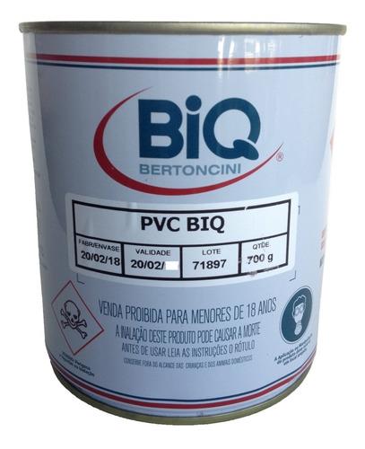 Cola Bertoncini Pvc Para Lonas, Vinil E Toldos - 1 Litro