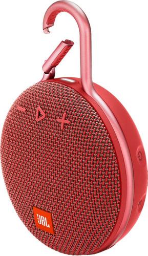 Caixa De Som Jbl Bluetooth Original Clip 3 A Prova D'água Nf