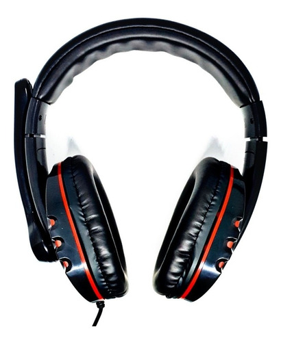 Fone Ouvido Headset Gamer Com Microfone Para Jogos Pc Top