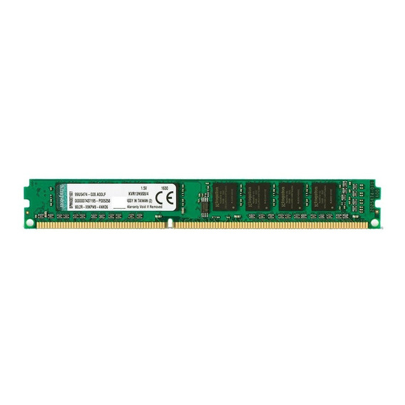 Memoria Ram Pc Kingston 4gb Ddr3 1600 Mhz Tienda