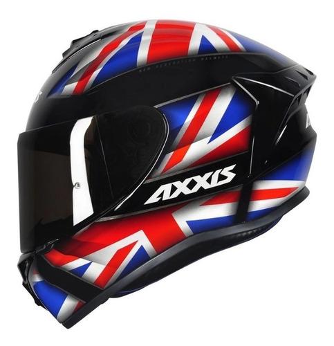 Capacete Moto Fechado Axxis Eagle/draken Esportivo promoção