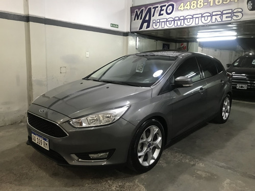 Ford Focus Iii 2016 Se Plus 2.0 5ptas  Duratec Powershift