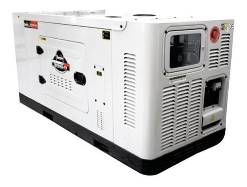 Planta Electrica Diesel 27 Kva Sin Transferencia