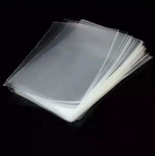 Saco Plastico Transparente 29x46x12 100 Unidades