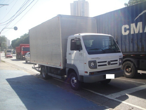 Vw 8.150 Delivery Plus  Motor Cummins 2011 Bau 5,30