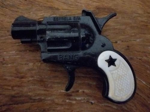 Baixou!!! Bang Arminha De Brinquedo Da Estrela Anos 70/80