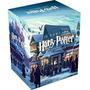 Box Livros Harry Potter Coleção J.k.rowling 7 Volumes novo