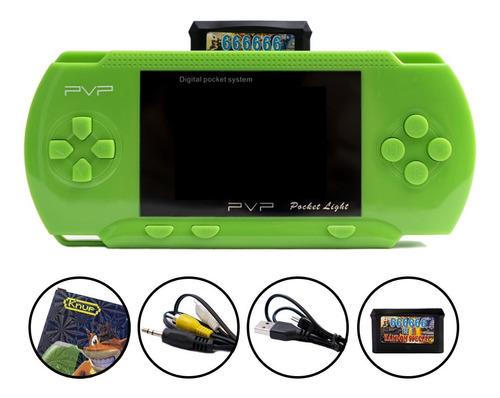 Mini Videogame Portátil Tipo Psp Gameboy Jogos