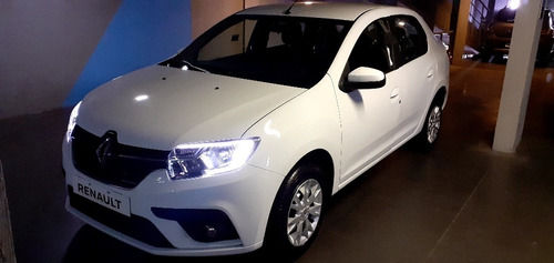Renault Logan 2021 1.6 16v Zen