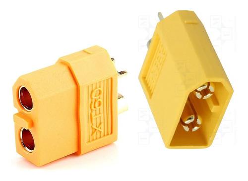 Pareja Conector Xt60 Baterías Lipo