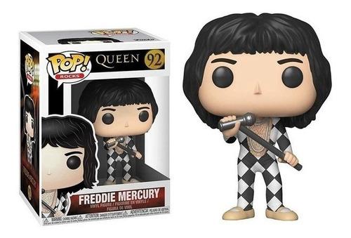 Funko Pop! Rock 92 - Queen Freddie Mercury - Original Nuevo