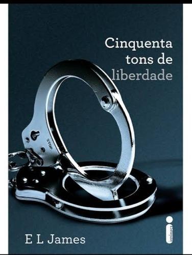 Livro Cinquenta Tons De Liberdade