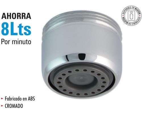 Filtro Macho  Hembra Economizador De Agua.
