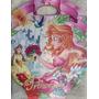 Livro Maleta Princesas Em 3d C/mega Dvd