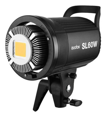 Lâmpada De Luz Led Godox Sl60 Cor Branca-fria 100v/240v