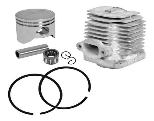 Kit Cilindro 49cc- 44mm/40mm P/mini Motos E Quad C/ Nf + Dsr