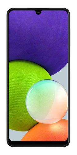 Smartphone Samsung Galaxy A22 Dual 6.4 128gb 4gb Ram Branco