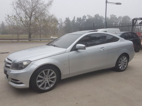 Mercedes-benz Clase C 1.8 C250 Coupe City B.efficiency At
