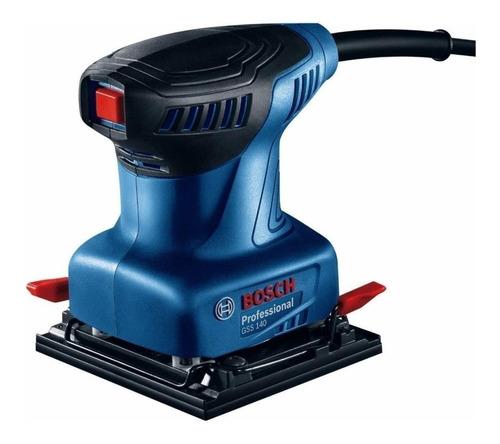 Lijadora Orbital Bosch Professional Gss 140 Azul 220v