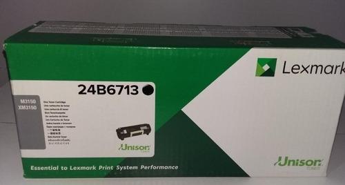 Toner Lexmark Original Mx Ms 3150 Para Impresora Multifuncio