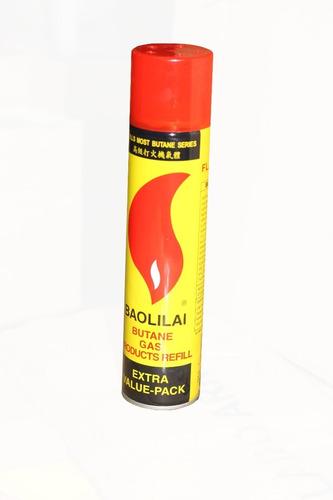 Gas Butano Neon Recarga Clippers Flambeador Zippo Sopletes