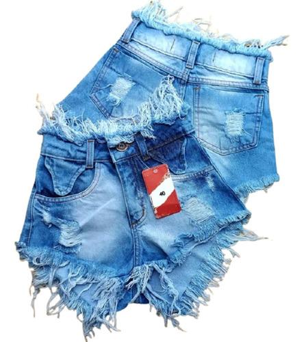Kit C/10  Short Jeans,preço De Atacado,para Revender