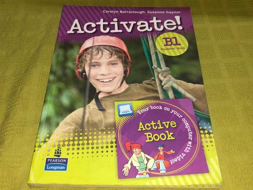 Activate! B1 Students' Book - Pearson / Longman
