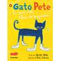 Livro O Gato Pete Eu Amo Meu Tênis Branquinho