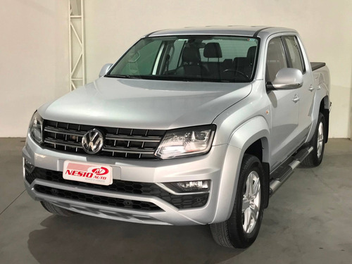 Volkswagen Amarok 2.0 Highline 4x4 Cd - 2018