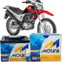 Bateria Moto Nxr160 Bros/esd/esdd 2015 /2018 12v 5ah Moura