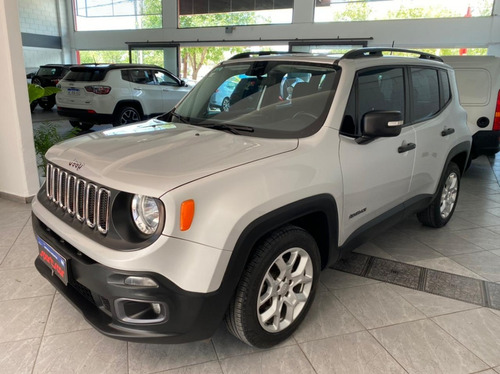 Jeep Renegade 1.8 Sport At Plus Modelo 18
