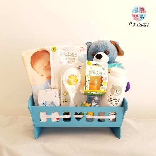 Canasta De Bebé, Regalo Baby Shower, Recién Nacido, Bebé