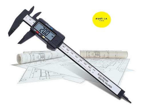 Calibrador  6 Pulgadas- Micrometro Digital Pie De Rey