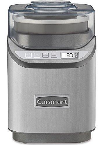 Máquina De Helados Electrónica - Cuisinart Ice-70