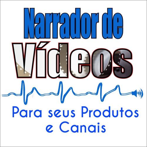 Narrador De Vídeo E  Comerciais Para Lojas